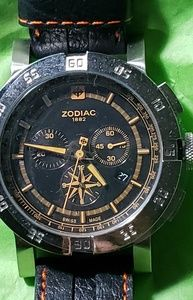 Auth.Zodiak watch